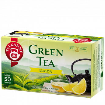 Green Tea Lemon 50