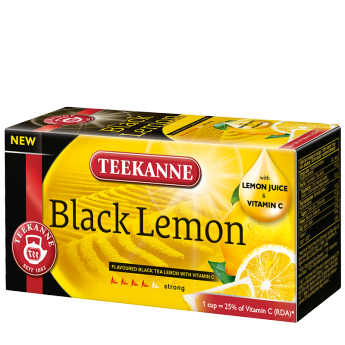 Black Lemon with Vitamin C