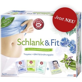 Slimming-Box zur Traumfigur
