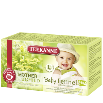 Baby Fennel tea