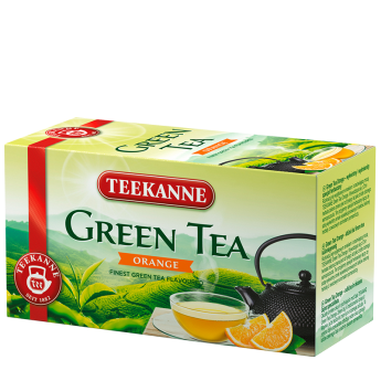 Green Tea Orange