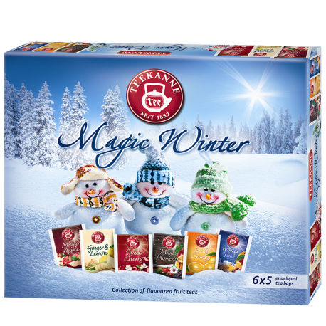 Magic Winter Collection Box