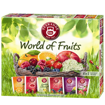 World of Fruits kolekcia
